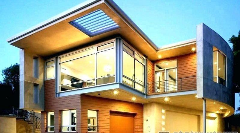 Mẫu nhà khung thép 2 tầng, những thiết kế nhà thép 3 tầng, mẫu nhà ở dân dụng được ưa chuộng nhất