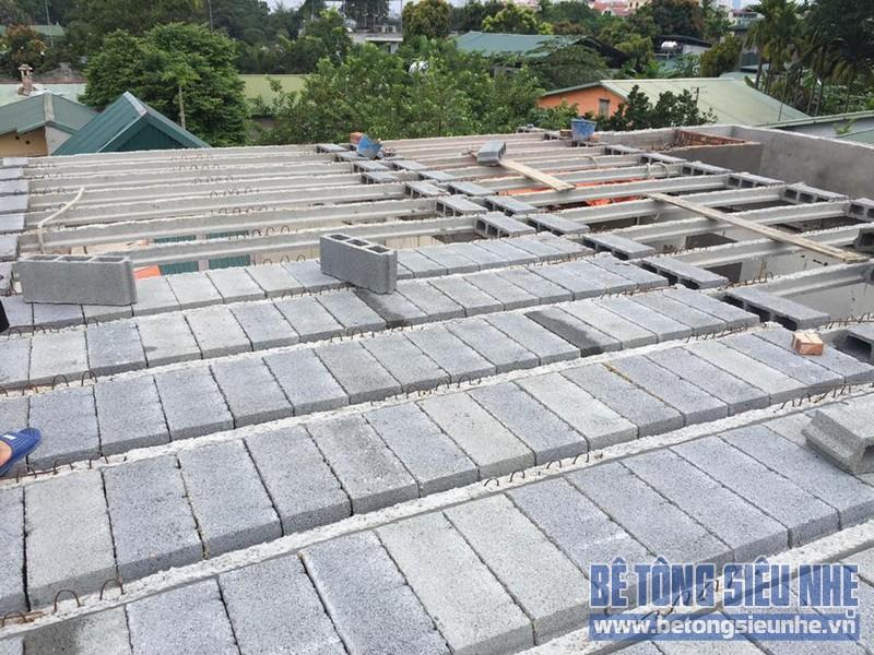 Tiết kiệm chi phí hơn bằng cách xây nhà bằng khung thép tiền chế và sàn bê tông nhẹ