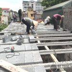 Xây nhà bằng bê tông siêu nhẹ rút ngắn được bao nhiêu thời gian?