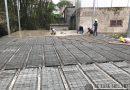 Cách làm sàn bê tông nhẹ Xuân Mai thay đổ trần bê tông truyền thống
