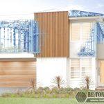 Mẫu nhà khung thép 2 tầng – Thiết kế nhà thép 3 tầng – Báo giá trọn gói
