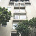 Nâng tầng nhà phố bằng khung thép tiền chế tại ngõ 460 Thụy Khuê, Tây Hồ, Hà Nội,