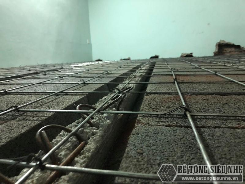 """Betongsieunhe.vn """"nâng cấp nhà cũ"""" tại khu tập thể 346 Giải Phóng, Đống Đa, Hà Nội - 02"""