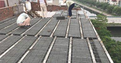 Sàn bê tông nhẹ – Lợi ích vượt trội so với sàn bê tông cốt thép