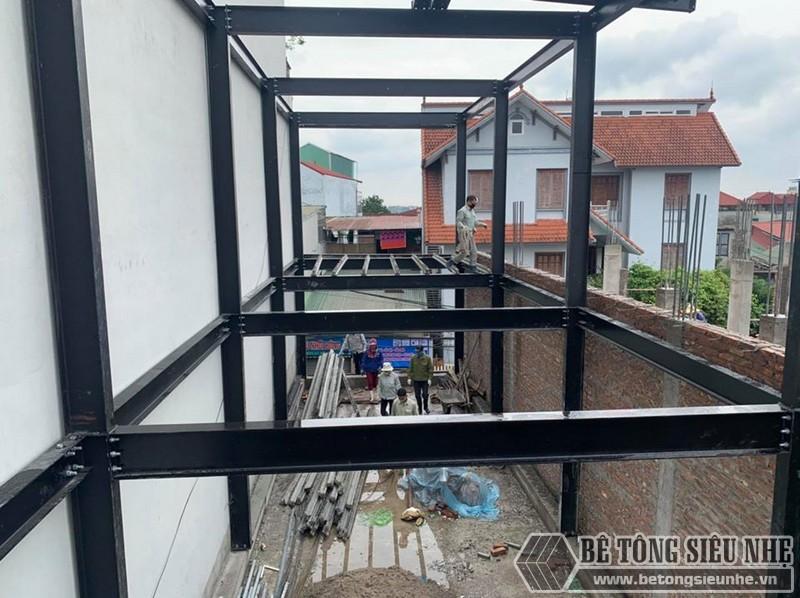Xây dựng nhà khung thép tiền chế giúp tiết kiệm chi phí và thời gian tối đa