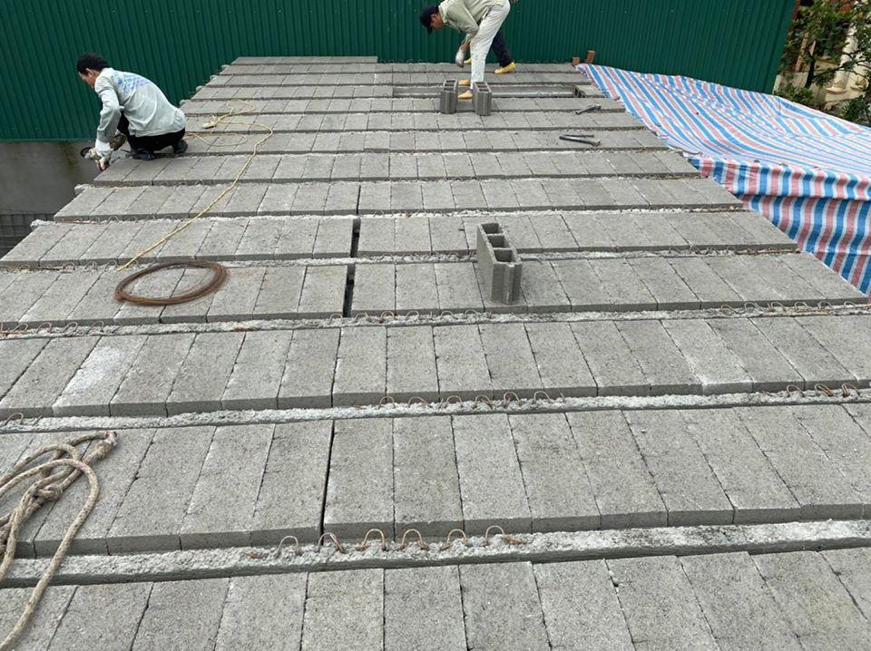 Các giải pháp sàn cho nhà khung thép tiền chế - sàn bê tông nhẹ