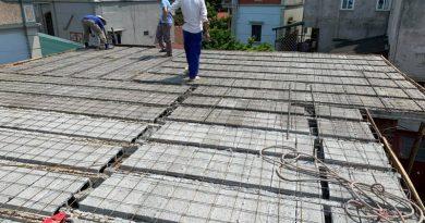 Sàn bê tông nhẹ là giải pháp tối ưu nhất cho nhà khung thép