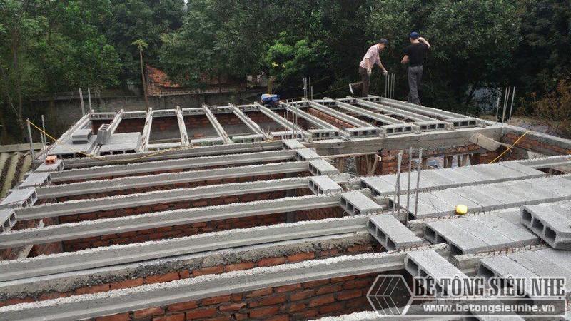 Betongsieunhe.vn - Đơn vị thi công sàn bê tông nhẹ uy tín, chất lượng nhất tại Hà Nội