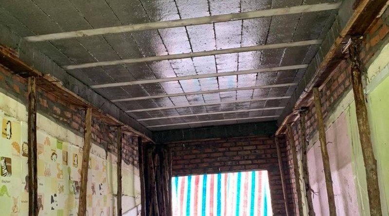 Cải tạo nhà bằng bê tông siêu nhẹ
