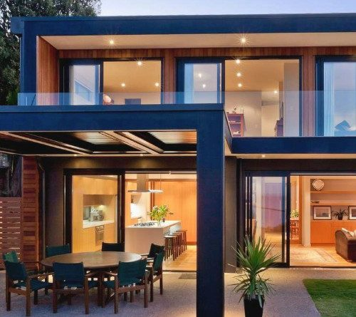 Bí quyết xây nhà khung thép rẻ đẹp