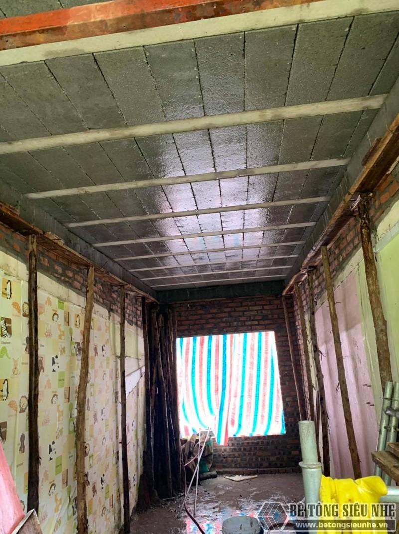 Xây thêm tầng bằng vật liệu nhẹ - giải pháp hiệu quả cho nhà phố