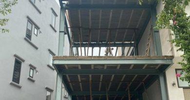 Xây nhà khung thép sàn bê tông nhẹ có tốt không?